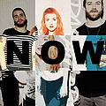 Paramore - now альбом