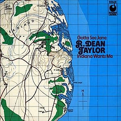 R. Dean Taylor - Indiana Wants Me album