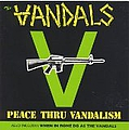 The Vandals - Peace Through Vandalism/When In Rome Do as the Vandals album