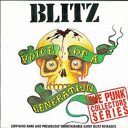 Blitz - Voice of a Generation album