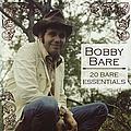 Bobby Bare - 20 BARE ESSENTIALS album