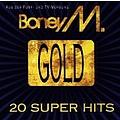 Boney M. - GOLD 20 Super Hits альбом