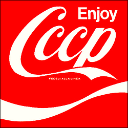 Cccp - Enjoy CCCP - Militanza album