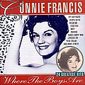 Connie Francis - Where the Boys Are album