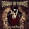 Cradle Of Filth - Cruelty and the Beast альбом