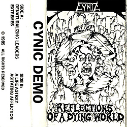 Cynic - 1989 Demo: Reflections of a Dying World альбом