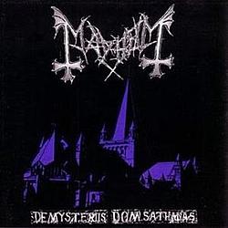 Mayhem - De Mysteriis Dom Sathanas album