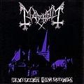 Mayhem - De Mysteriis Dom Sathanas альбом