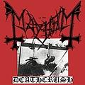 Mayhem - Deathcrush альбом