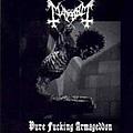 Mayhem - Pure Fucking Armageddon альбом