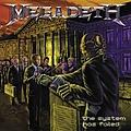 Megadeth - The System Has Failed album