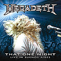 Megadeth - That One Night: Live in Buenos Aires album