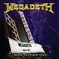 Megadeth - Rust In Peace Live album