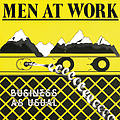 Men At Work - Business As Usual album