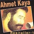 Ahmet Kaya - Resitaller 1 album