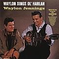 Waylon Jennings - Waylon Sings Ol' Harlan album