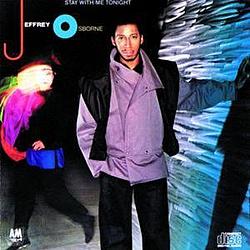 Jeffrey Osborne - Stay With Me Tonight album
