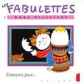 Anne Sylvestre - Les fabulettes 1 / chansons pour альбом