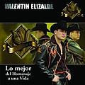 Valentin Elizalde - Lo Mejor Del Homenaje A Una Vida album