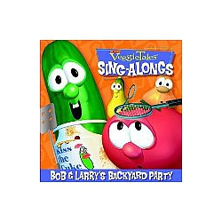 veggie tales bob larry 39 s backyard party album