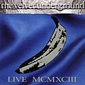 The Velvet Underground - Live MCMXCIII album