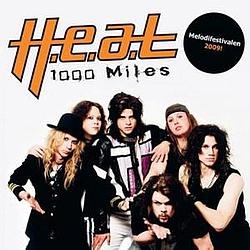 H.E.A.T - 1000 Miles альбом