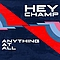 Hey Champ - Anything At All EP альбом