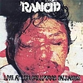 Rancid - Live at the Hollywood Palladium album