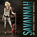 Savannah Outen - If You Only Knew album