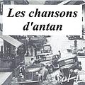 Charles Trenet - Les chansons d'antan, vol. 4 album