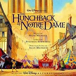 Disney - The Hunchback Of Notre Dame album