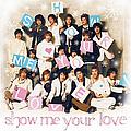 Super Junior - Show Me Your Love альбом
