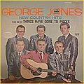 George Jones - New Country Hits album