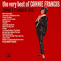 Connie Francis - The Very Best of Connie Francis album
