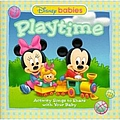 Disney - Disney Babies: Playtime: Activity Songs to Share With Your Baby album