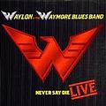 Waylon Jennings - Never Say Die: Live album