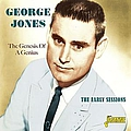 George Jones - The Genesis Of A Genius - The Early Sessions album