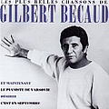 Gilbert Becaud - Les Plus Belles Chansons De Gi альбом