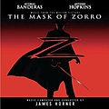 James Horner - The Mask of Zorro - Music from the Motion Picture album