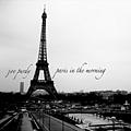 Joe Purdy - Paris In The Morning album