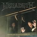 Megadeth - Train Of Consequences album