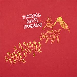 Taking Back Sunday  Where You Want To Be Vinyl LP