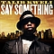 Talib Kweli - Say Something album