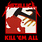 Metallica - Kill 'Em All album