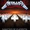 Metallica - Master Of Puppets album