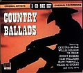 The Mavericks - Country Ballads album