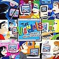 The Vandals - Internet Dating Super Studs - Advanced Copy album