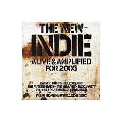 Thirteen Senses - The New Indie (Alive & Amplified for 2005) альбом