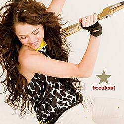 Miley Cyrus - Breakout album