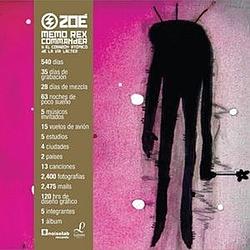 Zoe - Memo Rex Commander Y El Corazón Atómico De La Vía Láctea album